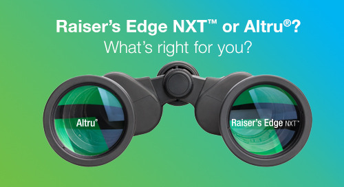 QUIZ: Blackbaud Altru or Raiser's Edge NXT? Scope Out the Right Cultural Fundraising Solution.