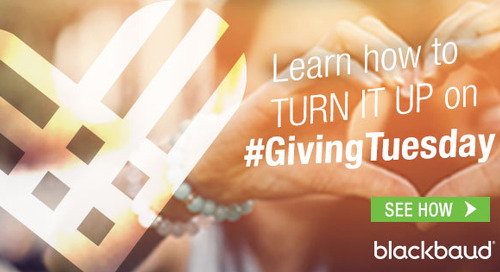 Webinar: The #Nofilter Truth About #GivingTuesday and Why You Need to Show Up