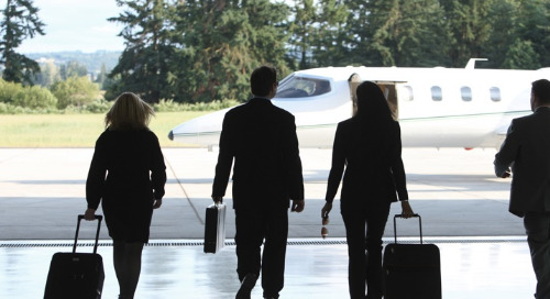 Case Study: Managing Travel for Financial Road Shows