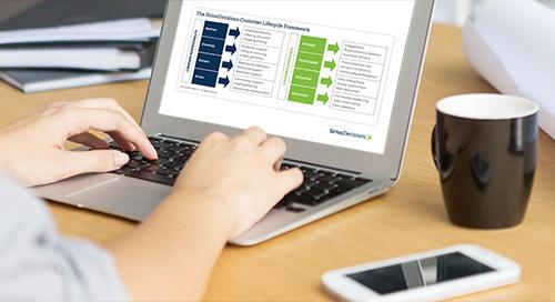 The SiriusDecisions Customer Lifecycle Framework