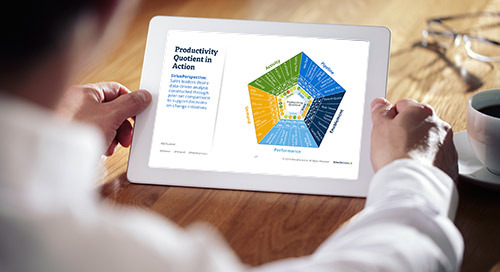The SiriusDecisions Sales Productivity Quotient Model