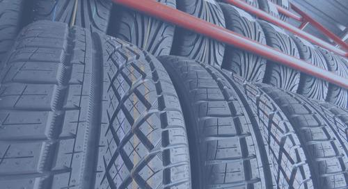 Una solución inteligente que mantiene circulando a la empresa de neumáticos líder en el mundo