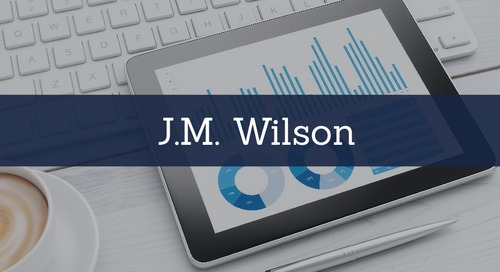 JM Wilson -  An Insurance Reduces Time-to-Hire