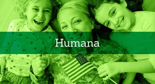 Humana Brings Military Veterans Back to Work
