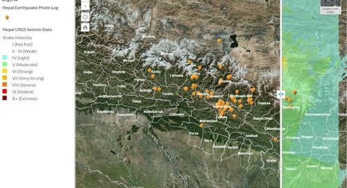 Digital volunteers leverage GIS to assist international emergency response efforts