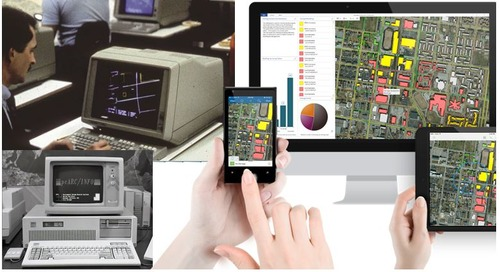Is Web GIS reducing the need for GIS professionals?