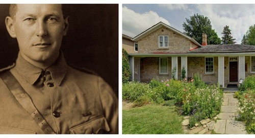 City of Guelph story map celebrates 100 years of In Flanders Fields