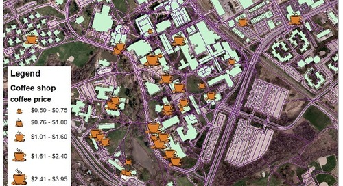 UW Geomatics Entrance Scholarship winner gains experience with Esri software