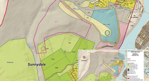 West Dawson and Sunnydale Local Area Plan