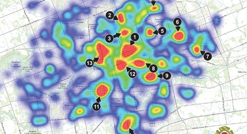 Marketing Fire Safety-London Fire uses demographic data, maps and analysis to reduce residential fires