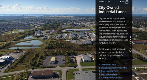 May's App of the Month: Kingston's City-Owned Industrial Lands