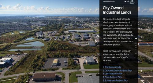 Application du mois de mai: Terrains industriels de la Ville de Kingston