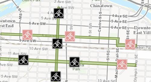 Un rédacteur de Calgary étoffe ses reportages grâce à la visualisation de données cartographiques