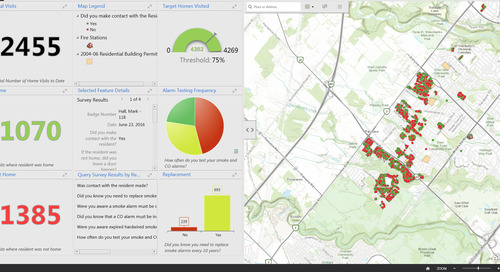 Making Home Fire Safety Surveys in Oakville as Easy as 1-2-3
