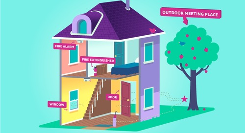 How to plan an emergency escape route in your home