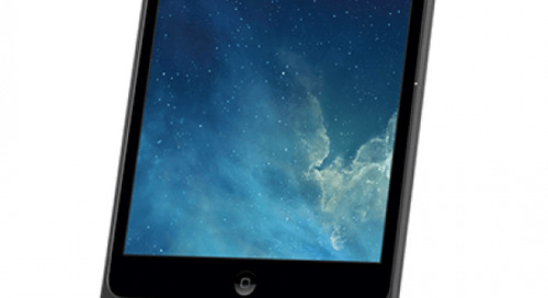 Announcing the launch of our new Apple iPad Mini kiosk tablet