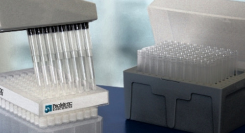 Video Presentation: High throughput screening of affinity adsorbents.