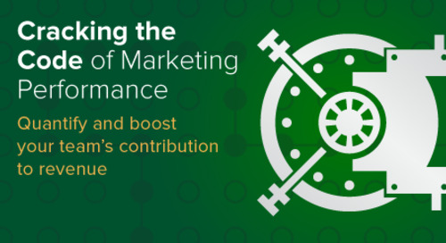 Cracking the Code of Marketing Performance