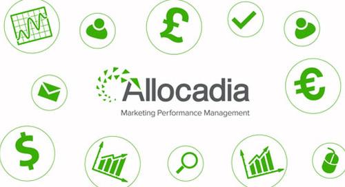 Allocadia Product Tour