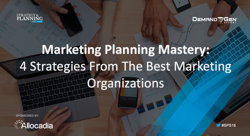 4 Marketing Planning Strategies From The Best Global Organizations