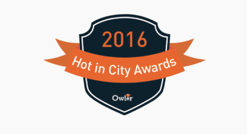 Allocadia Wins Growth Award – 4 Reasons We're HOT in Cool Vancouver