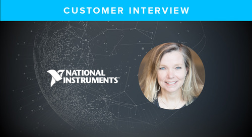 Marketing Planning Master Class: Helena Lewis from National Instruments