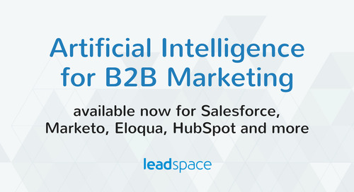 Leadspace Launches New AI Tools for B2B Marketing in Salesforce