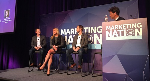 Microsoft, Marketo and Facebook Reveal Their 5 Tips to Marketing Success