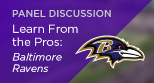 Learn from the Pros: with the Baltimore Ravens