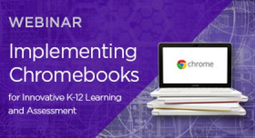 Chromebooks Innovation K-12 Learning