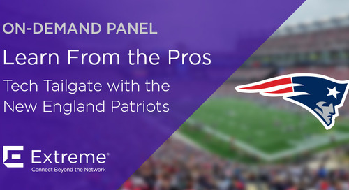 Tech Tailgate: Delivering In-Venue Wi-Fi with the New England Patriots