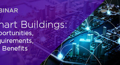 Smart Buildings: Opportunities, Requirements, and Benefits