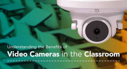 Survey: 70% Believe Video Cameras Should Be In The Classroom [Infographic]