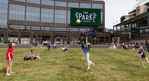 Tradition Meets Technology at Chicago's Wrigley Field