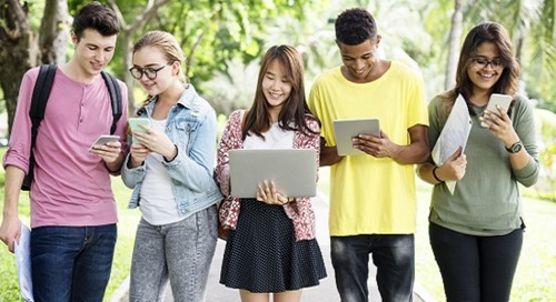 Protecting Student Privacy through Digital Citizenship, From Edge-to-Core