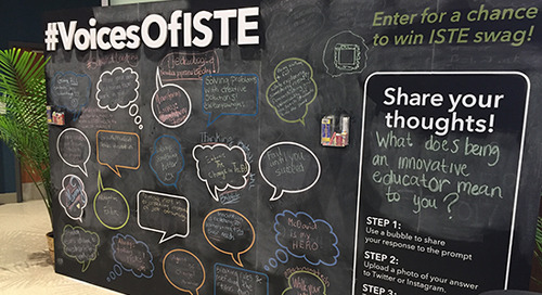 ISTE 2017: Don't Try to Fly Your School Without The Best Technology