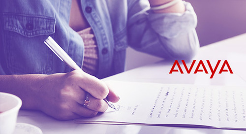An Open Letter to Avaya's Networking Partners