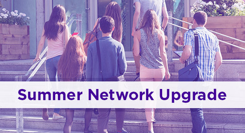 Unique Multi-Campus Network Refresh at Chatham University