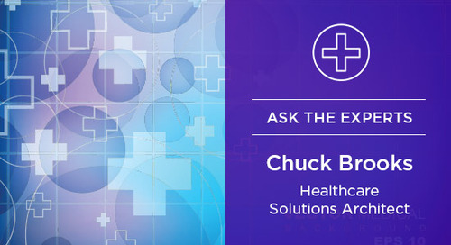 Ask the Experts: The Infusion Pump Talks to What?  New Challenges with IoT and Connected Medical Devices