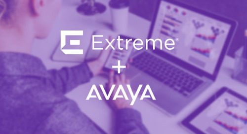 An Extreme Update Following the Avaya Networking Close