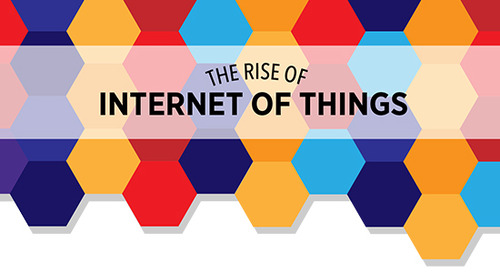 The Internet of Things Is Soaring [Survey and Infographic]