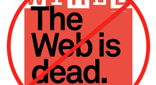Long Live the Web (RTC)