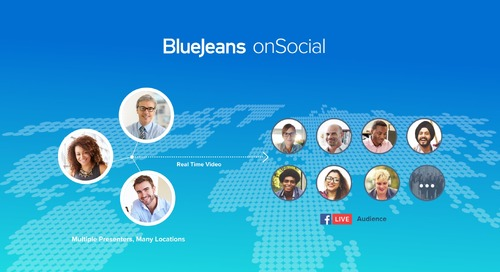 BlueJeans onSocial is taking video to the Nth power