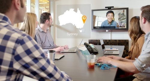 How video communication scales company culture in global workforces