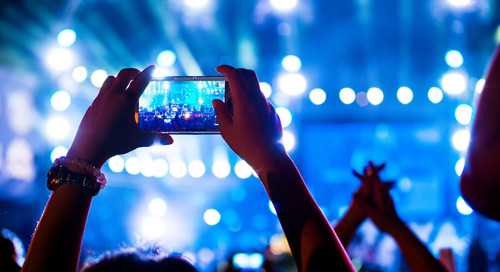 How much is live video changing the world?