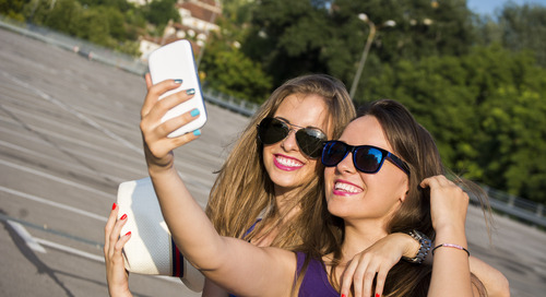Are businesses at risk of alienating the 'selfie-generation'?