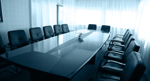 Empty, Unused Video Conference Rooms?