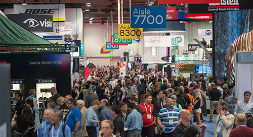 See you at booth 2233 at InfoComm