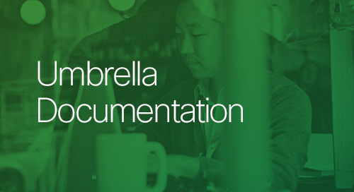 Umbrella Documentation