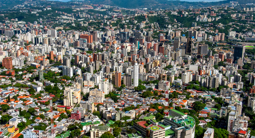 Assessing country risks for international development